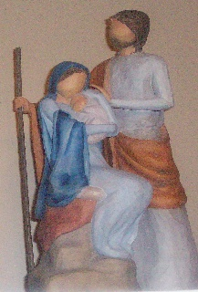 photo of Holy Family